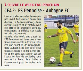 FC AUBAGNE // CFA2 GROUPE SUD EST  G - Page 21 568222765