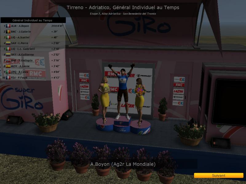 Tirreno Adriatico 568845PCM0001