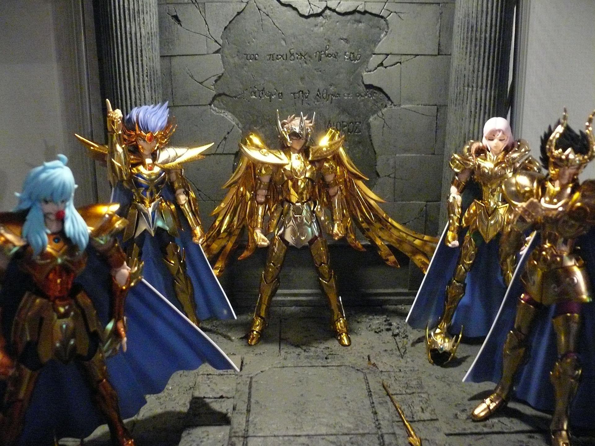Figurines Saint Seiya (Chevaliers du Zodiaque) 569116MCEX7