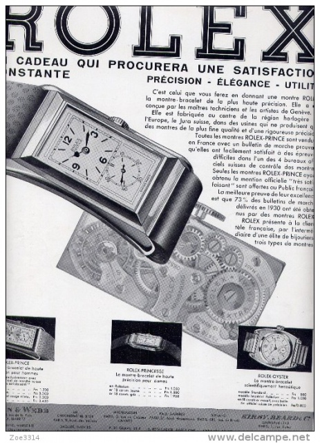 Minie Revue: UTI une montre de docteur 570409delcampepointnet