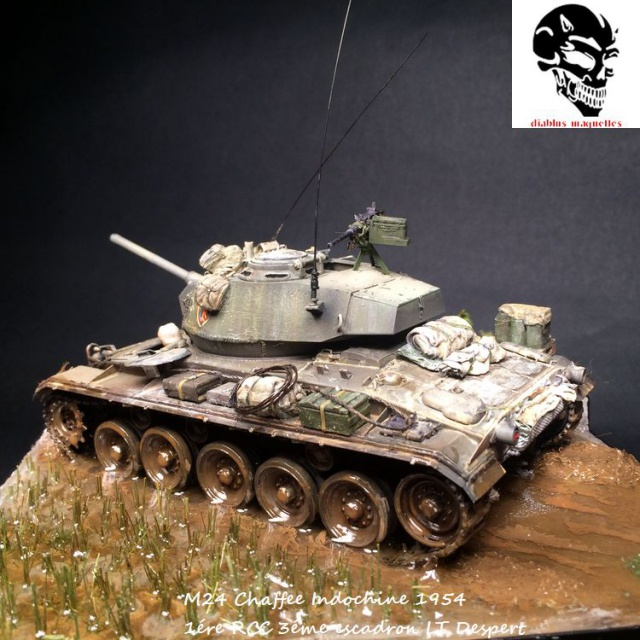 M24 Chaffee light tank, AFV Club 1/35 - Page 4 571227IMG3678