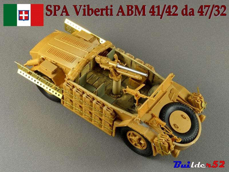ABM 41/42  AT 47/32 - Italeri 1/35 571317P1030226