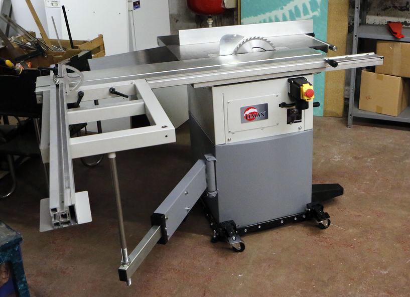 [VDS] Scie sous table Leman SST256 (255mm) 574171scie3