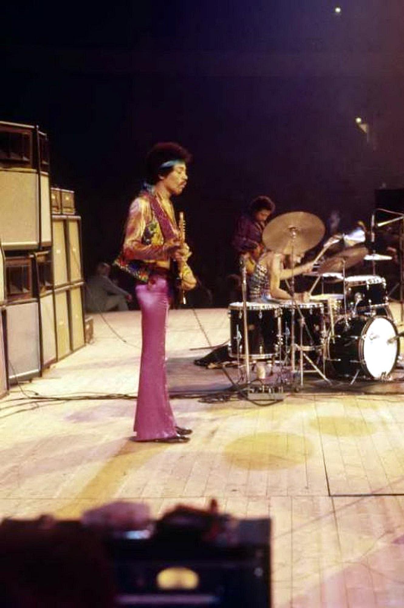 Berlin (Deutschlandhalle) : 4 septembre 1970  574376006