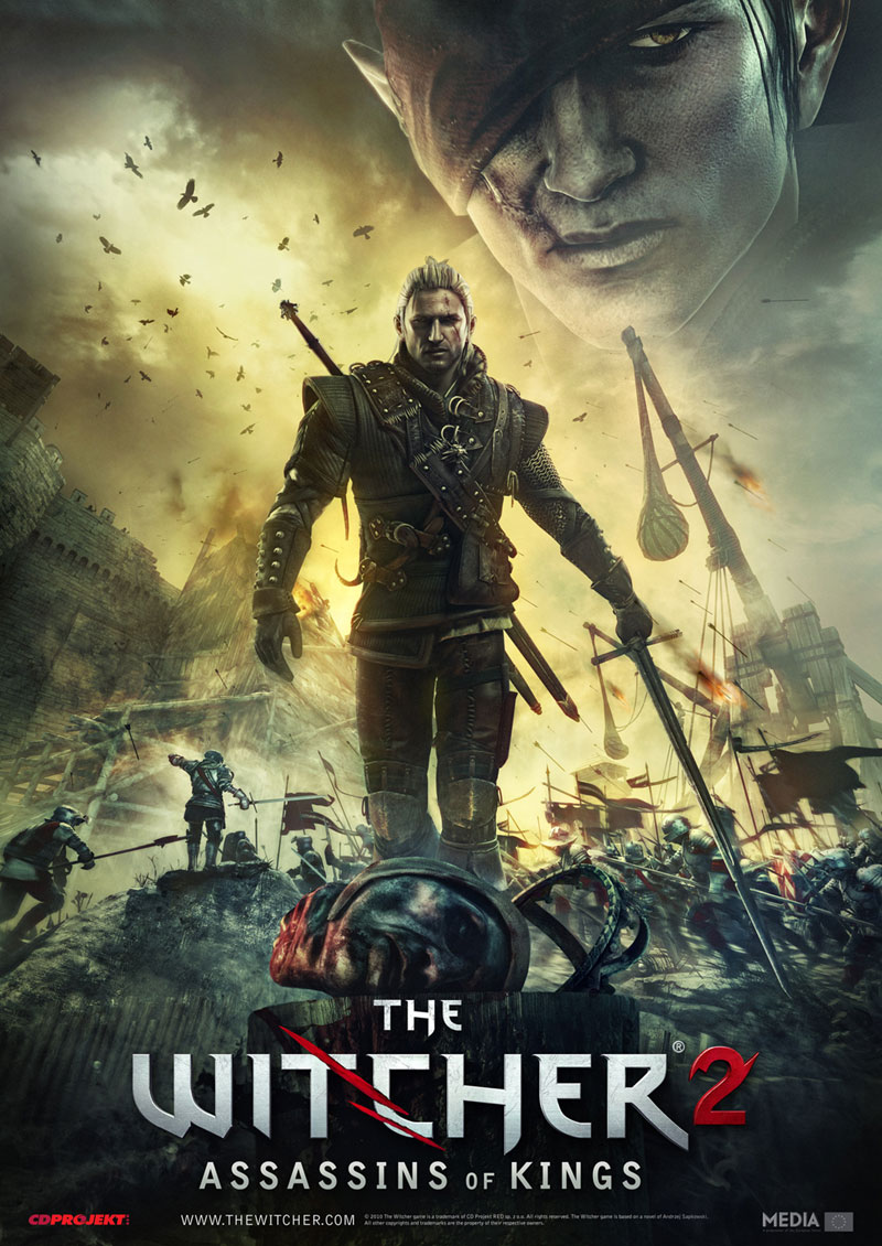 [Jeu vidéo] THE WITCHER 2 574644thewitcher2assassinsofkingsart22