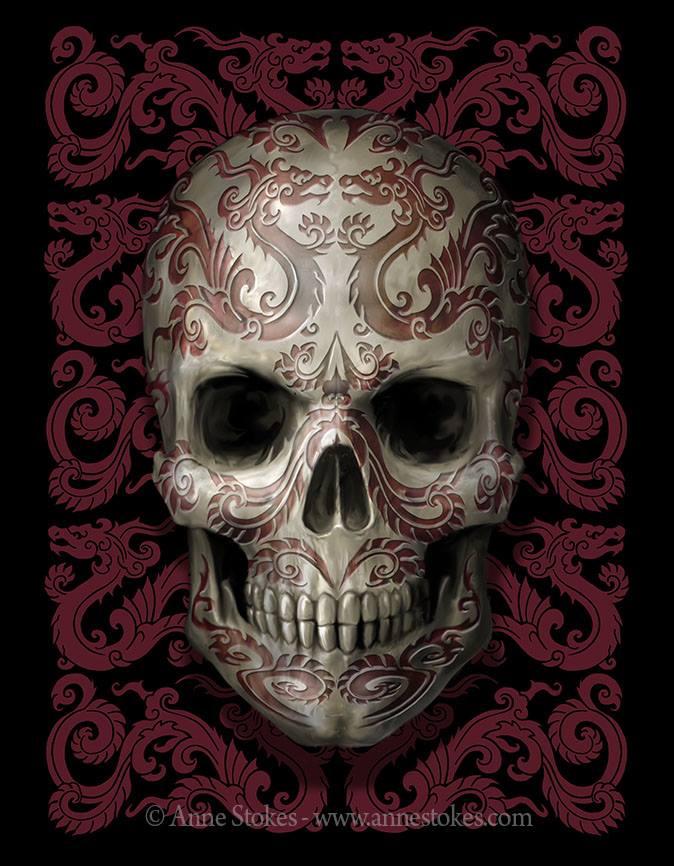 DESSINS - Skulls... 57497611112937101554828553551715320774947181128647n