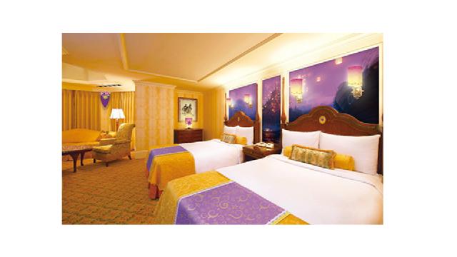 [Tokyo Disney Resort] Guide des Hôtels - Page 3 575356Rapunzelroom