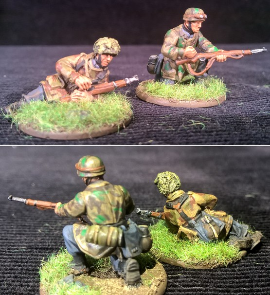 Bolt Action  - Quelques blindés ! 576185Fallschirmjager2