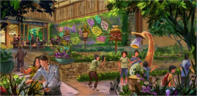 Nouveaux hôtels à Hong Kong Disneyland Resort (2017) - Page 2 576441HO6