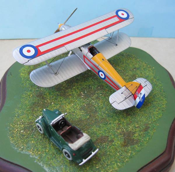 [Revell] Hawker Fury MKI 576612Fury22