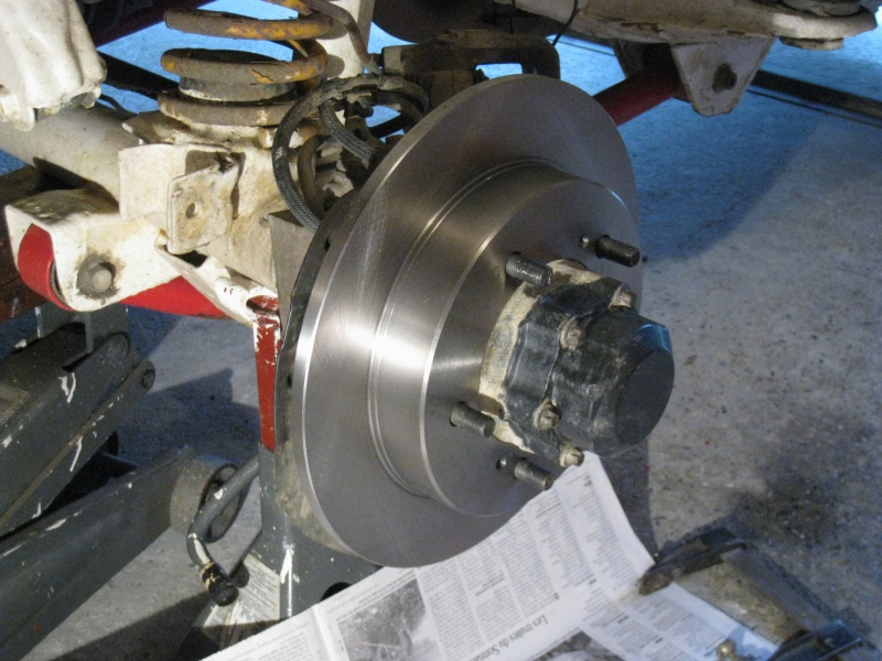 changement disques et plaquettes jimny 577413IMG2150
