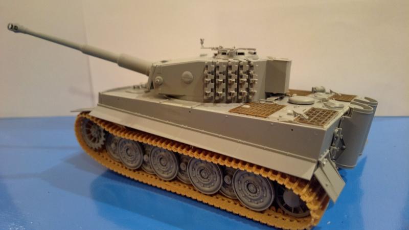 Pz.Kpfw.VI Ausf.E TIGER I ; DRAGON 1/35. 578474201408212466