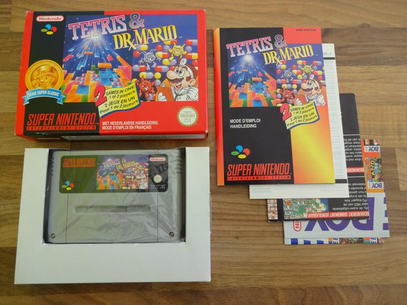 Prupru's Collection ! 100% Super Nintendo et 200% Super Comboy !! - Page 19 579258TetrisDrMarioSrieSuperClassic