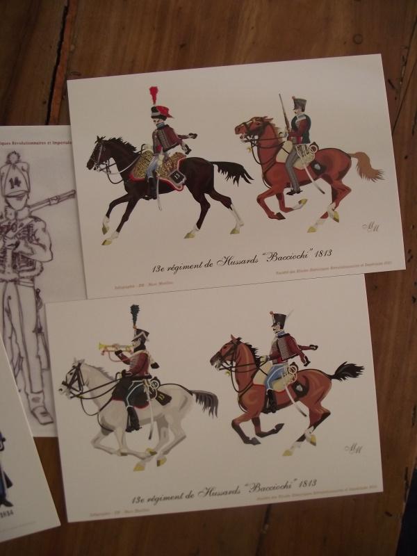 les séries de cartes postales uniformologiques de la SEHRI 579719DSCF2044
