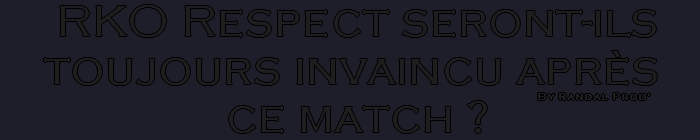 Randy Orton & John Cena Vs The Miz & Samoa Joe 580797RKORespect