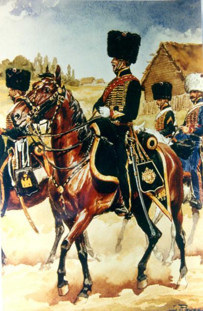 Les chasseurs à cheval de la Garde 581263CCGI3