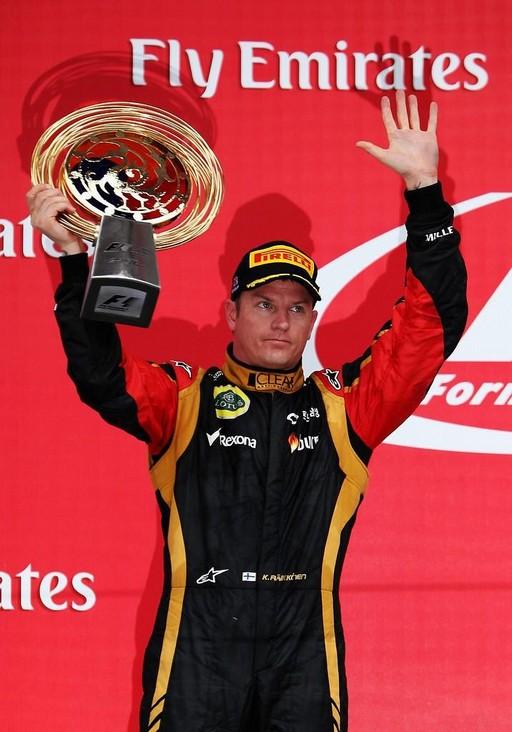 F1 GP de Corée du Sud 2013 : Victoire Sebastian Vettel 5814862013KimiRikknen1