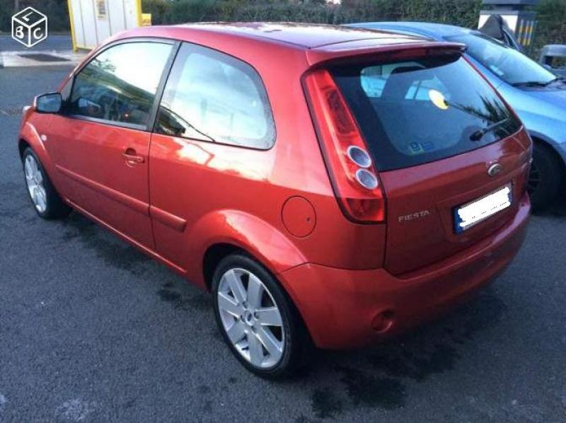 Fiesta Mk5 : idées et conseil réparation PC, suite choc chevreuil 581909feista2titre