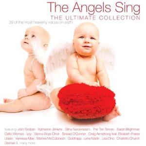 Compilations incluant des chansons de Libera 582117TheAngelssingThai300