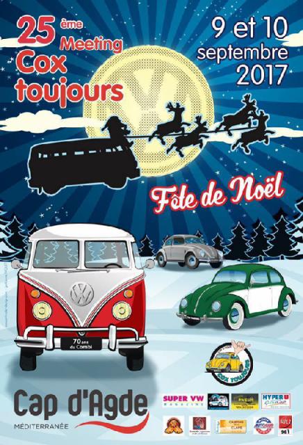 25 ème meeting Cox toujours du Cap d'Agde 2017 582983wp17c89a0a06