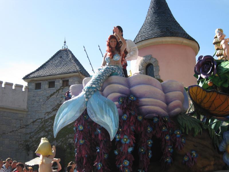 [Disneyland Paris] Séjour de rêve au Disneyland Hotel du 23 au 26 mai 2011 - Page 2 584413IMG3286