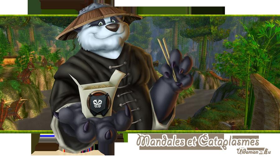 Mandales et Cataplasmes