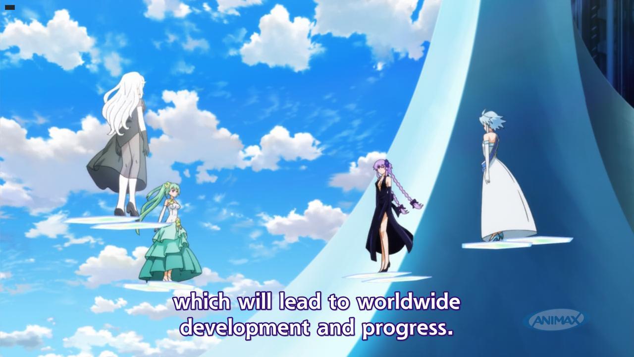 Panorama : Les séries animées qui ont débuté en juin au Japon 585597CommieHyperdimensionNeptuniaTheAnimation01F3C5D5B2mkvsnapshot013620130714192929