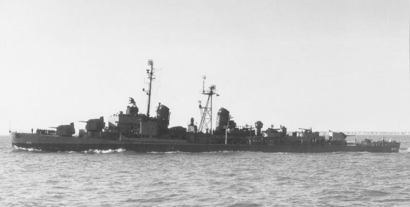 "DRAGON: USS ""Chevalier"" DD-805 5869181289056415_805chevalier01"