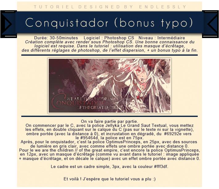 [Photoshop CS] CONQUISTADOR (intermédiaire) 587362conquistadorpartiebonus