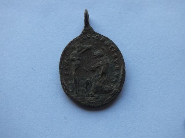 Médaille ND des 7 douleurs - XVIIème 587521DSCF4681