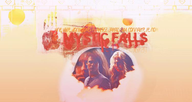 Mystic Falls City