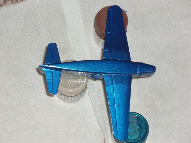 Heller avion Caudron Simoun (version Air Bleu). 588017cs16