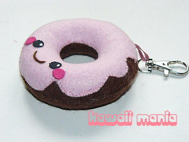 Nourriture kawaii. 588244Donut_kawaii_mania