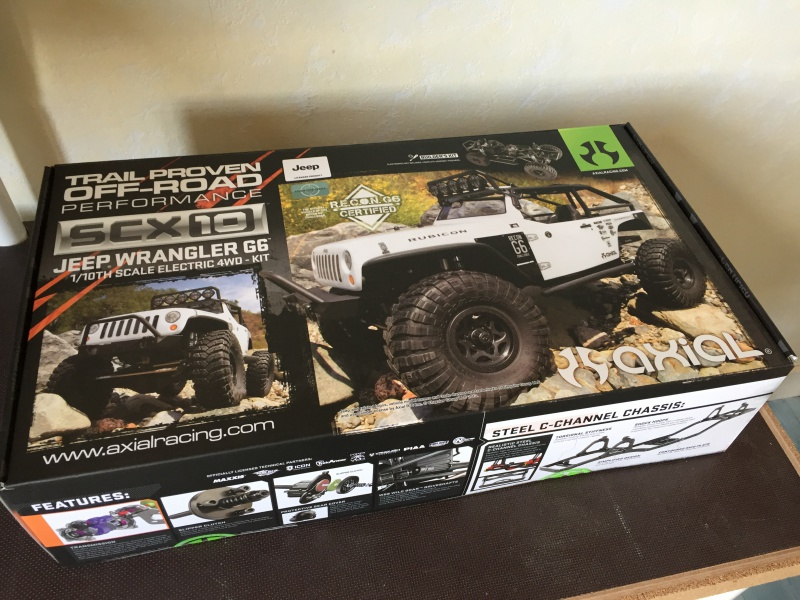 Jeep TRAILCAT G6 588614IMG6511