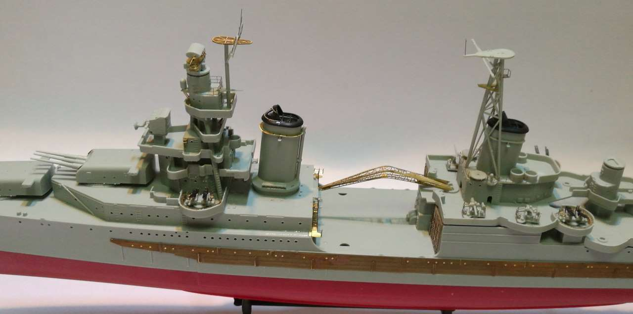 USS Indianapolis 1/350 Academy - 1945 - Page 5 588823Indianapolis78