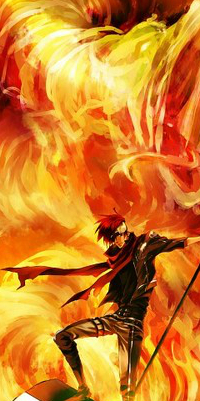 Soit consumé dans les flammes. || Kai Valraven 589188KatekyoHitmanREBORNfull543284