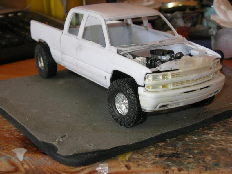 """Chevy Silverado'99 """"off road look"""" - Page 2 589245DSCN9952"""