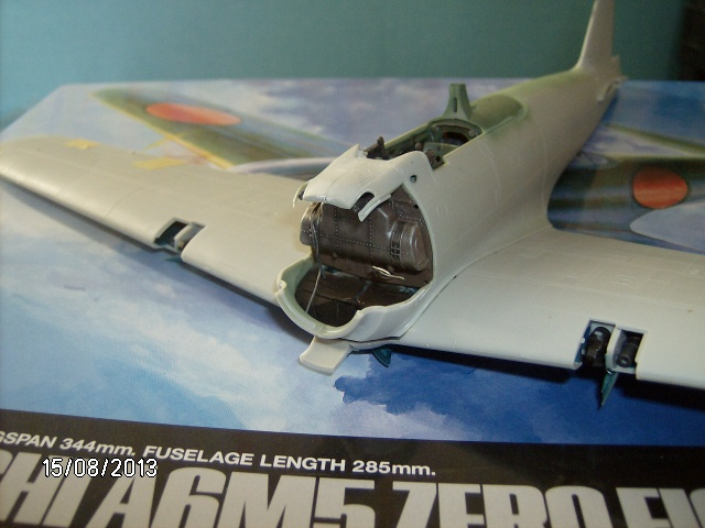 A6M5 ZERO , 1/32 tamiya 589328003