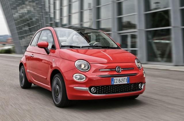 Nouvelle Fiat 500 589381150703FIATNuova50028