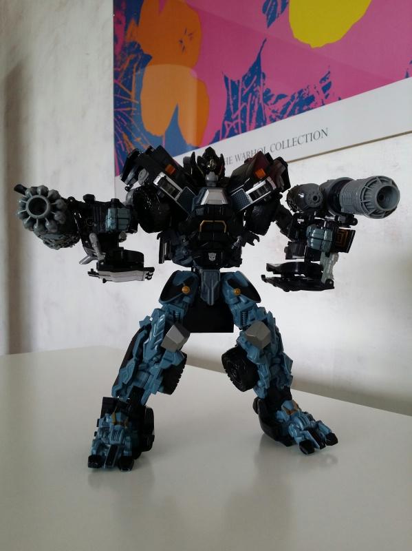 """red360 collec"""": War Machine MKII Diecast Hot Toys 589551201407111649451"""