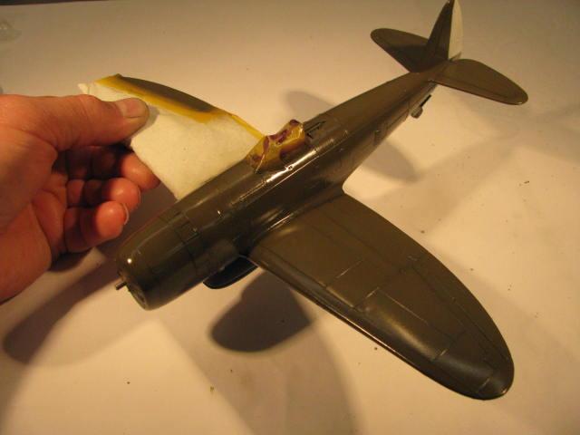 Restauration P-47D Monogram 1/48 .......Terminé!  - Page 2 589599IMG5910
