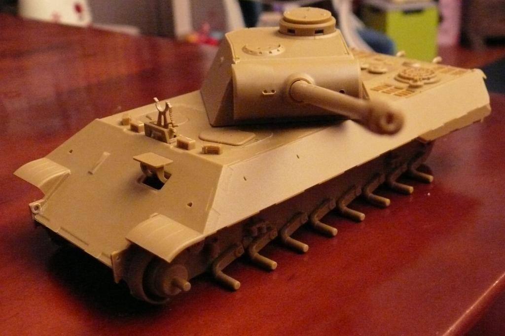 Panzerkampfwagen Panzer V Panther Ausf D. 589898panther10