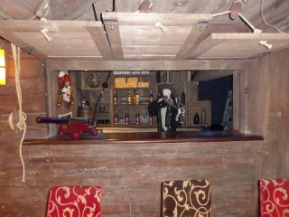 le pirate paradise à Montpellier 590007SAM0133