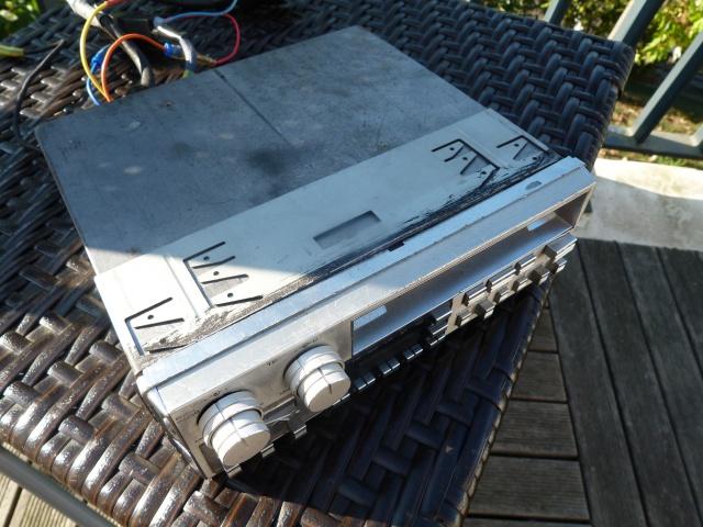 VW T3 1982 (Acte II), Pioneer Component 1982 591011P1230748
