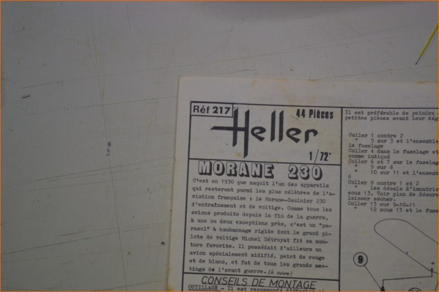 [Léo 451] [Morane Saulnier MS 230] [échelle 1/72] 591465DSC1019