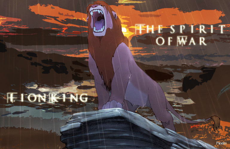 The Lion King : Spirit of War