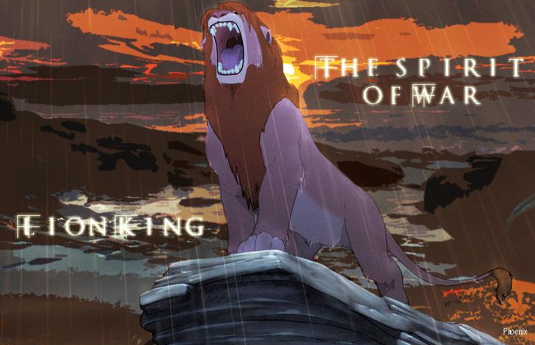 The Lion King : Spirit of War