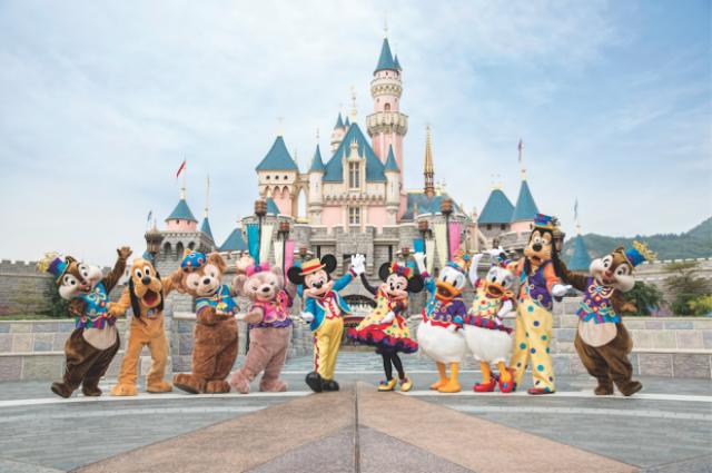 [Hong - Kong Disneyland] Festivités des 10 ans 591833W47