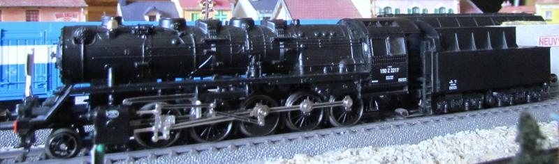 Ma nouvelle vapeur Märklin 592128IMG5679