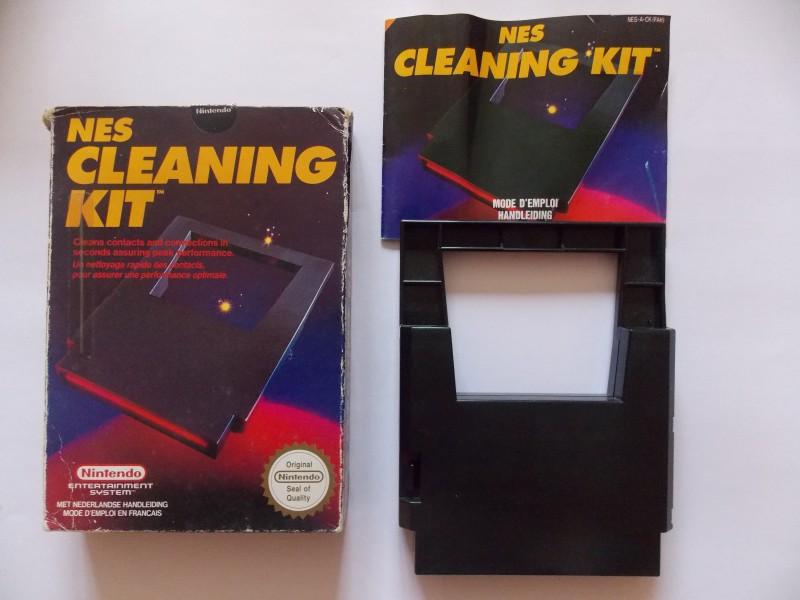 Nes Cleaning Kit 592716NesNesCleaningKit